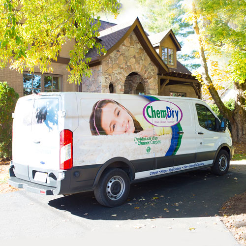 Chem-Dry of Stockton provides professional carpet and upholstery cleaning services